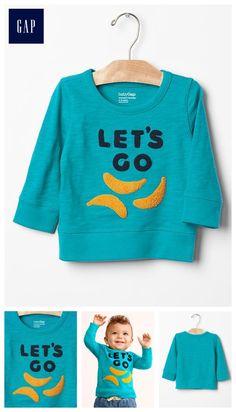 Lets go bananas sweatshirt