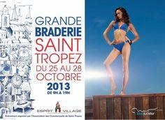 Grande Braderie de Saint Tropez, Blue Lobster vous attend au 16 rue Allard