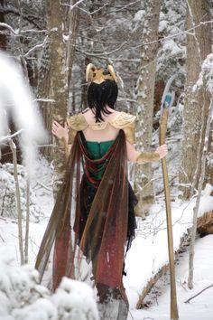 .fem loki cosplay: #thor #loki #marvel