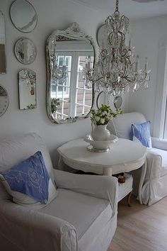 white lace cottage | Emmanuelle Milossis shared White Lace Cottage's photo.
