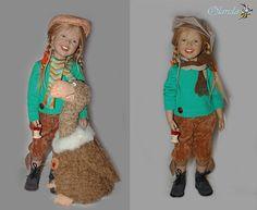 Catriene от Zwergnase (Nicole Marschollek) / Коллекционные куклы (винил) / Шопик. Продать купить куклу / Бэйбики. Куклы фото. Одежда для кукол