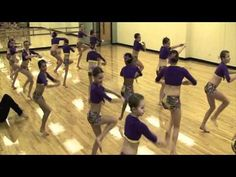 Ants Marching  Kate Jablonski- AMAZING choreographer! Wish I could be as good as her! :)