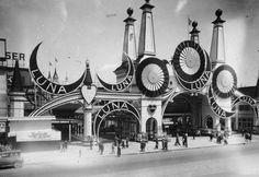 Il luna park di Coney Island