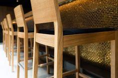 JazzClub#Kosice#pub#restaurant#InteriorDesign#InteriorDesignByOdette Jazz Club, Dining Chairs, Restaurant, Interior Design, Furniture, Home Decor, Nest Design, Decoration Home, Home Interior Design