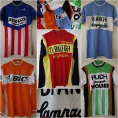 1bedf173e Vintage cycling jerseys - a Tour de France special