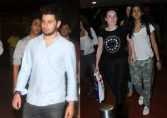 SRK's Son Aryan Khan and Big B's Granddaughter Navya Naveli Ignore Each Other At Mumbai Airport? , http://bostondesiconnection.com/srks-son-aryan-khan-big-bs-granddaughter-navya-naveli-ignore-mumbai-airport/, #ARYANKHAN #NAVYANAVELI #SRKSHAHRUKHKHAN