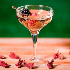 Summer Martini: Beefeater's special Summer Edition Gin packs a heavy dose of floral flavor.