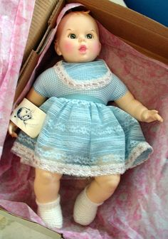 My mamaw had this exact Gerber baby doll. It was a gift from my papaw.