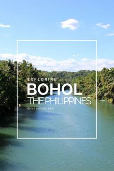 Bohol is an island located in the Central Visayas in the Philippines. Being pretty well-known for its chocolate hills, it is certainly not an off-the-beaten path destination. Read more about the chocolate hills, Tarsiers and exploring the Loboc River area here.