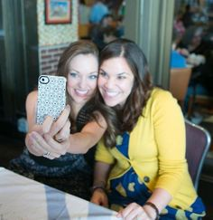 Laura Osnes and Lindsay Mendez!!! <3 Cinderella and wicked!!!! I'm in love ‼‼‼