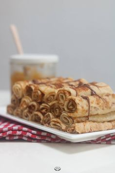 The fabulous pancake recipe by Pierre Hermé , Drink Recipe Book, Best Pancake Recipe, Homemade Pancakes, Clean Eating Snacks, Food Inspiration, Coups, Food And Drink, Yummy Food, Favorite Recipes