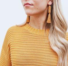 #diy #diymacrame #macrame #macramejewelry #macrametutorial #macrameearrings #diyearrings Diy Macrame Earrings, Macrame Jewelry, Diy Earrings, Macrame Tutorial, Diy Tutorial, Earrings Crafts