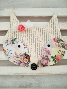 Do you need a fun and budgetfriendly craft? Make this rustic girly DIY fox wall art for your childs bedroom with items from around the house!