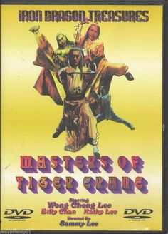 Masters of Tiger Crane (DVD, 2004)  Jang Lee Hwang
