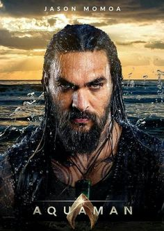 Our Aquaman Poster Collection gives you an insight into the amazing DC Comic Movie of the year, in Skim through, know more! Aquaman Costume, Jason Momoa Aquaman, Aquaman Actor, Aquaman Film, Aquaman 2018, Marvel Comics, Aquaman Comics, My Sun And Stars, Dc Movies