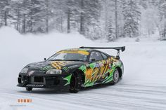 Meanwhile in Norway - Kenneth Moen Rally stage Drift. Watch video here.