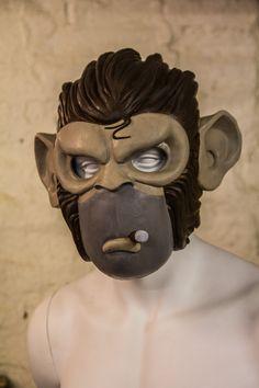 Máscara de mono espacio réplica