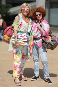 A Color Story - ADVANCED STYLE