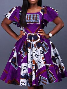 Ankara Dress styles to rock in 2019 – African fashion and life styles - African Fashion Dresses Short African Dresses, Latest African Fashion Dresses, African Print Dresses, African Print Fashion, Africa Fashion, African Prints, Ankara Fashion, Ghanaian Fashion, Tribal Fashion