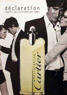 Perfume Déclaration by Cartier