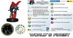 DC HeroClix: World's Finest