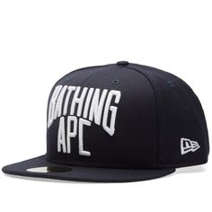 5664017f17b Black New Era Bape cap  bape  newera  cap Mens Fashion Casual Wear