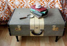 10 #Brilliant Ways to #Repurpose a #Suitcase ...