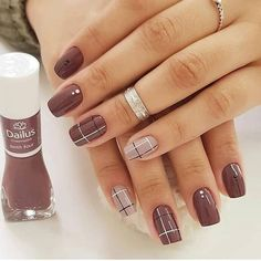 Simple Nail Polish Designs Pictures cool nail art designs for 2019 nagelideen schicke ngel Simple Nail Polish Designs. Here is Simple Nail Polish Designs Pictures for you. Simple Nail Polish Designs these chic nail art designs show how hassl. Classy Nails, Stylish Nails, Simple Nails, Trendy Nails, Beautiful Nail Art, Gorgeous Nails, Beautiful Pictures, Amazing Nails, Plaid Nails