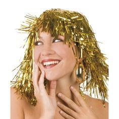 Pruiken, Lurex pruik goud bij Feestwinkel Fun en Feest Belgi�. Online Lurex pruik goud bestellen. Verzending Belgi� � 9,95. Ruim 10.000 feestartikelen.