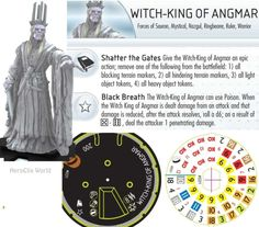 lord of the rings heroclix two towers - Google Search