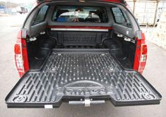 4x4 pickup bed sliding tray