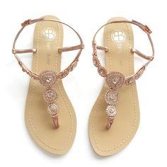 4e472ac8d1b 19 Best rose gold sandals images