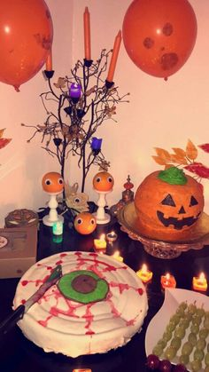 Magic ladies Halloween party at my home ... ❤