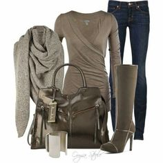 Winter outfit...