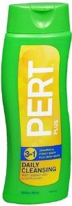 Pert Plus 3 in 1 Shampoo + Conditioner Plus Body Wash Moisturizing 13.5 Fl Oz / 400 Ml (Case of 6) by Pert. $29.84