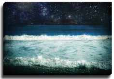 The Sound and the silence by Jenndalyn Graphic Art on Canvas