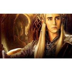 The many faces of Thranduil ❤ liked on Polyvore featuring the hobbit