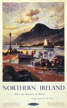 'Northern Ireland - Where the Mountains of