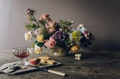 Breathtaking Beauty: Florals by Swallows and Damsons