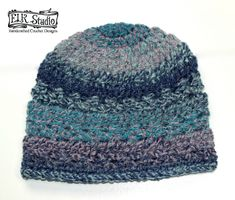Sterling Riches Beanie - ELK Studio - Handcrafted Crochet Designs