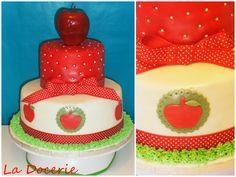 Apple cake