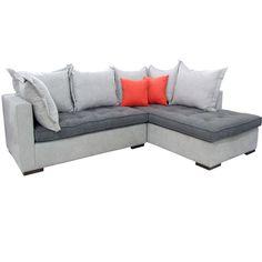 Καναπές γωνία ersy υψηλής ποιότητας και μοντέρνου σχεδιασμού. Διατίθεται με ύφασμα αντοχής, πλενόμενο που μπορείτε να επιλέξετε ανάμεσα από 30 υπέροχες αποχρώσεις. Couch, Furniture, Home Decor, Decoration Home, Room Decor, Sofas, Home Furniture, Sofa, Interior Design