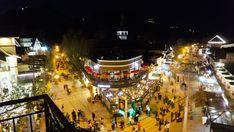 Noites iluminadas ❤❄❄☃ O Hotel, Times Square, Fair Grounds, Fun, Travel, Viajes, Traveling, Trips, Tourism