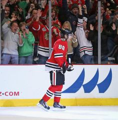 Kaner after scoring the game winner in the shootout.