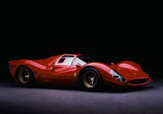 http://Papr.Club - Another cool link is SoLowExpress.com  1967 Ferrari 330 P4