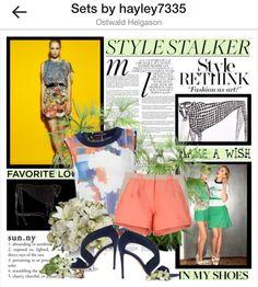#fashion #ostwaldhelgason #spring #summer