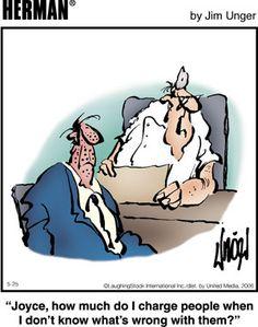 herman cartoons