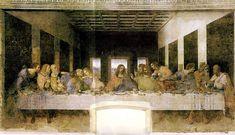 ТАЙНАЯ ВЕЧЕРЯ Леонардо да Винчи. Надежда Ионина. 100 великих картин. Книги по истории онлайн. Электронная библиотека