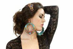 Aro XL de la colección Flamenca 2014