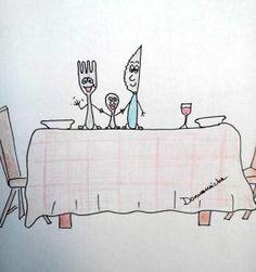 Le posate come erano usate nel passato, come si usano oggi, come si posizionano a tavola e come si puliscono